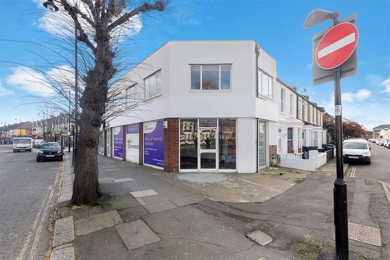 1 Bedroom Commercial Property for sale in Northfield Avenue, Ealing, W13 9RL