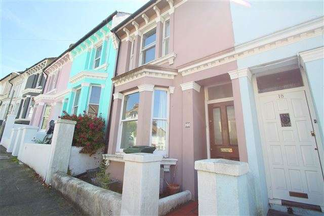 3 Bedrooms Terraced House for sale in Brighton