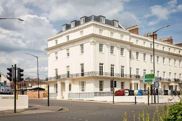 2 Bedrooms Flat for rent in Clarendon Place, Leamington Spa