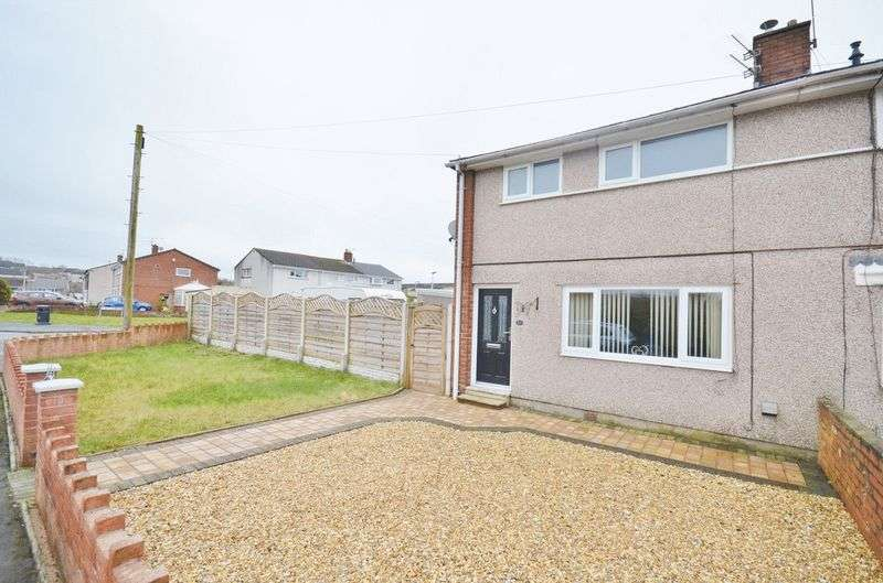 3 Bedrooms Property for sale in Scawfell Avenue, Workington