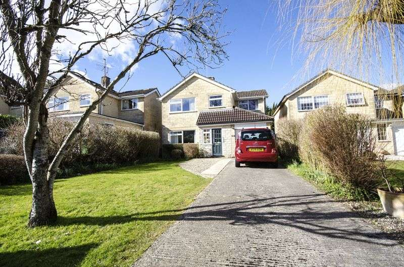 4 Bedrooms Property for sale in Brook Drive, Corsham
