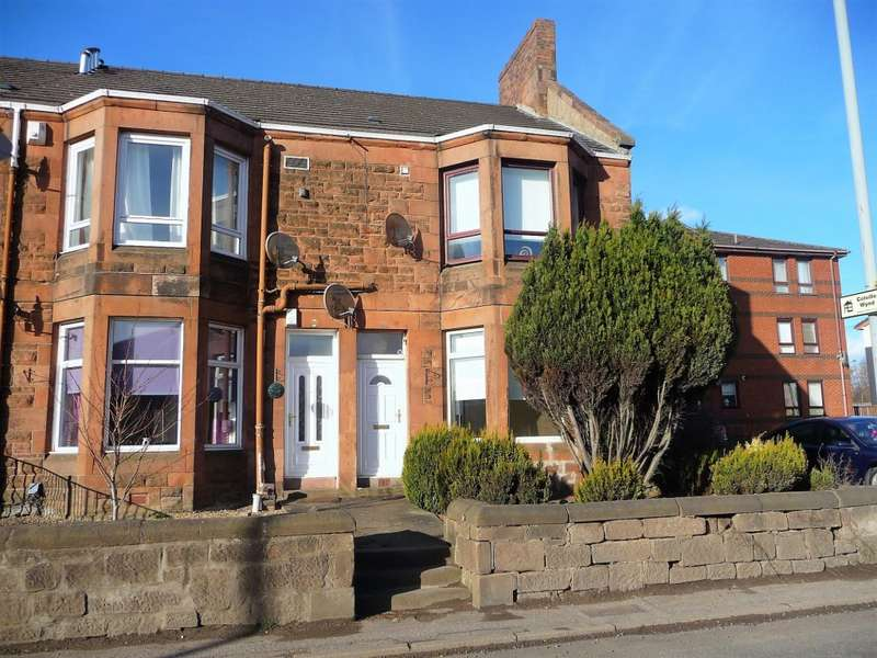 1 Bedroom Apartment Flat for sale in Clydesdale Road, Bellshill, ML4