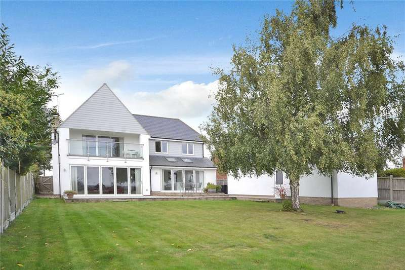 4 Bedrooms Detached House for sale in Fambridge Road, Purleigh/Mundon, Maldon, Essex