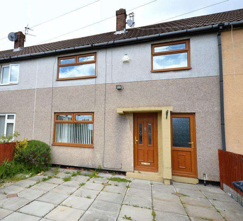3 Bedrooms Terraced House for sale in Hanley Road, Widnes