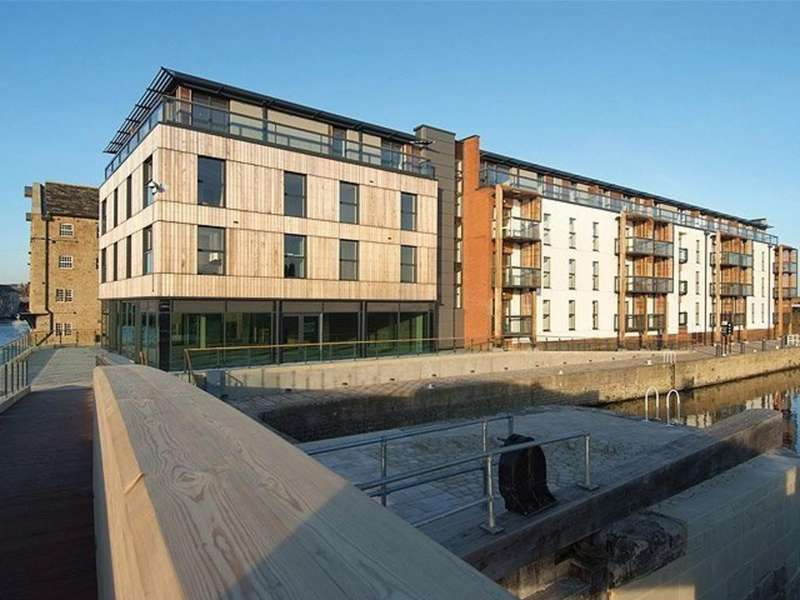 1 Bedroom Apartment Flat for sale in Hebble Wharf, Navigation Walk, Wakefield