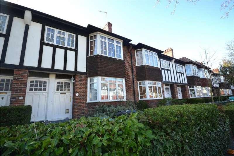 2 Bedrooms Maisonette Flat for sale in Gracefield Gardens, Streatham, SW16