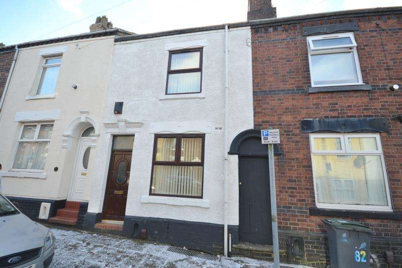 3 Bedrooms Terraced House for sale in Mayer Street, Hanley, Stoke-On-Trent