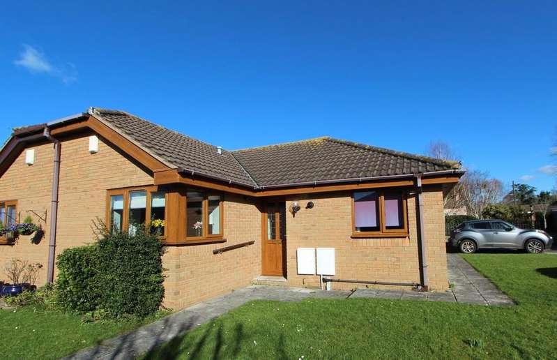 2 Bedrooms Semi Detached Bungalow for sale in Retirement bungalow in Congresbury
