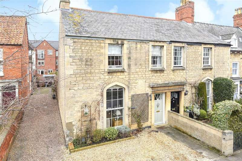 3 Bedrooms Semi Detached House for sale in Jermyn Street, Sleaford, NG34
