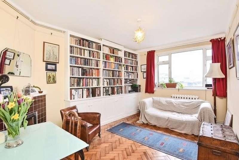 1 Bedroom Flat for sale in Hatfields, Waterloo