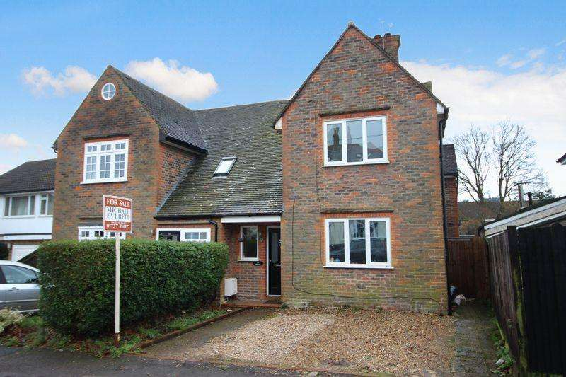 3 Bedrooms Semi Detached House for sale in Walton on the Hill