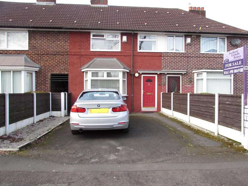 3 Bedrooms Terraced House for sale in Broadoak Road, Manchester, M22