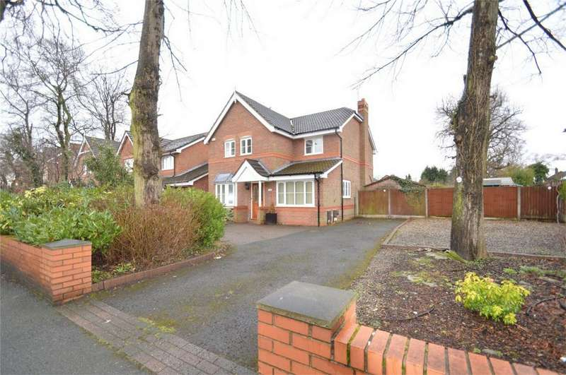 4 Bedrooms Detached House for rent in Broad Road, SALE, Cheshire
