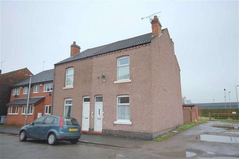 2 Bedrooms Semi Detached House for sale in Hulme Street, Crewe