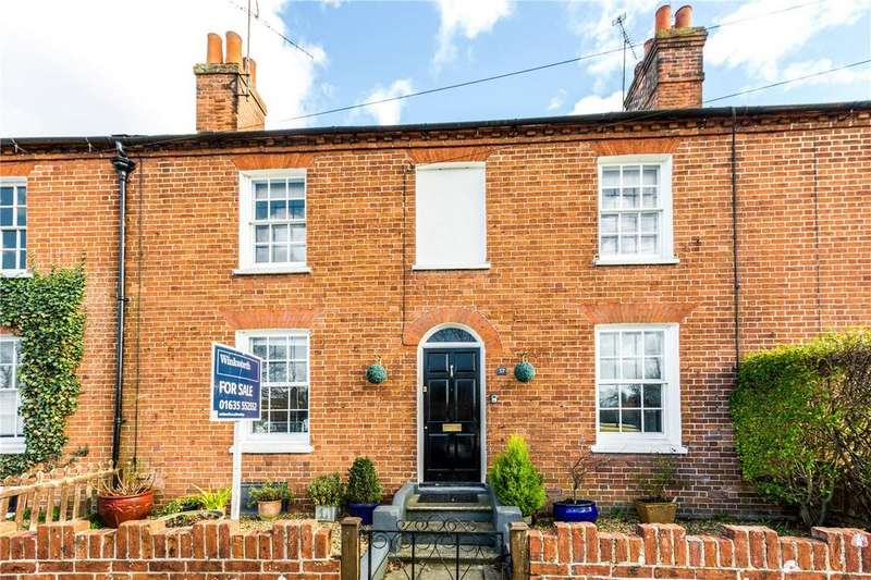 3 Bedrooms Terraced House for sale in Shaw Road, Newbury, Berkshire, RG14