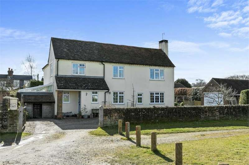 4 Bedrooms Detached House for sale in The Common, Shalford, Guildford, Surrey