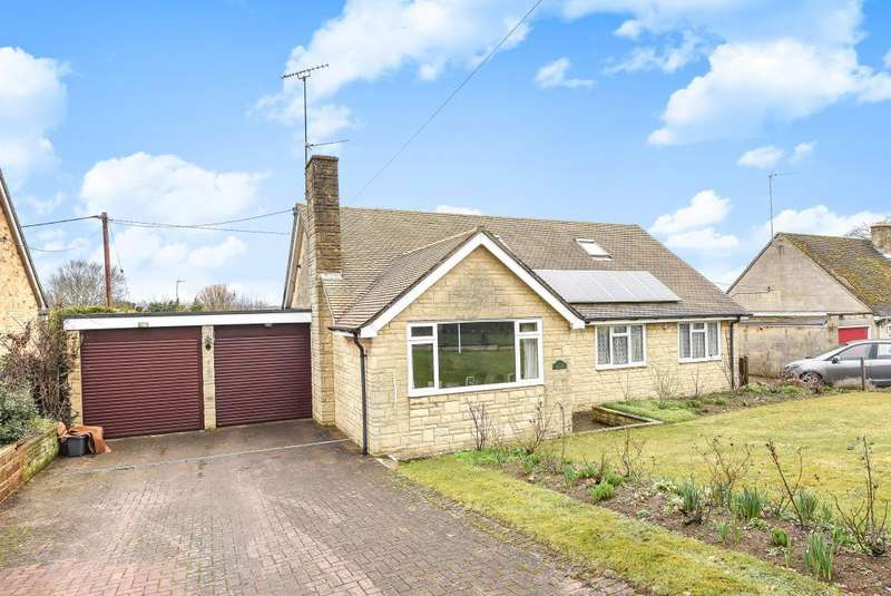 3 Bedrooms Bungalow for rent in Church Lane, Middle Barton, OX7