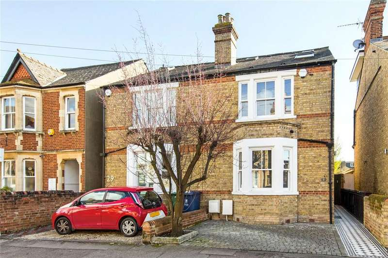 4 Bedrooms Semi Detached House for sale in Oakthorpe Road, Oxford, OX2