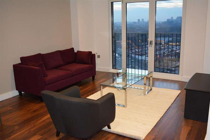 2 Bedrooms Apartment Flat for rent in Rivergate House , Ordsall Lane, Salford, M5 4RS