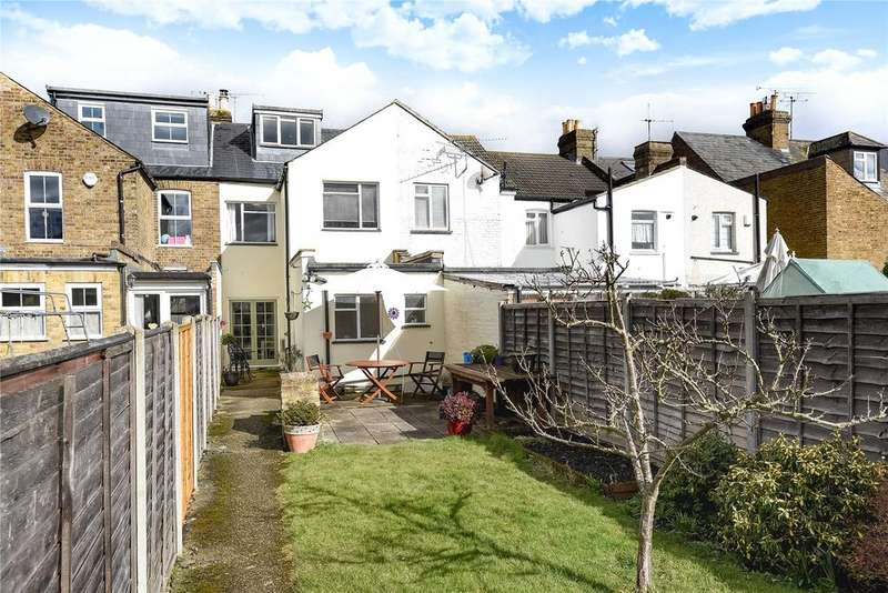 4 Bedrooms Terraced House for sale in Maidenhead Road, Windsor, Berkshire, SL4