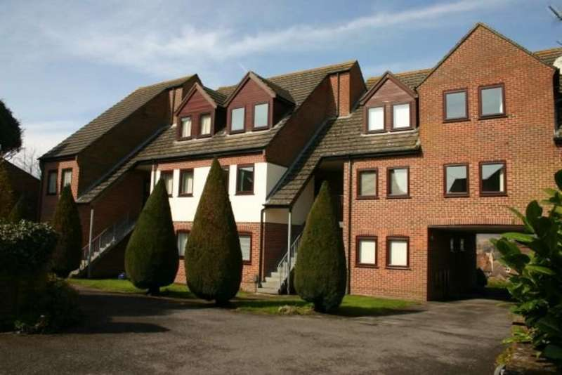 2 Bedrooms Maisonette Flat for sale in Marlborough Court, Hungerford