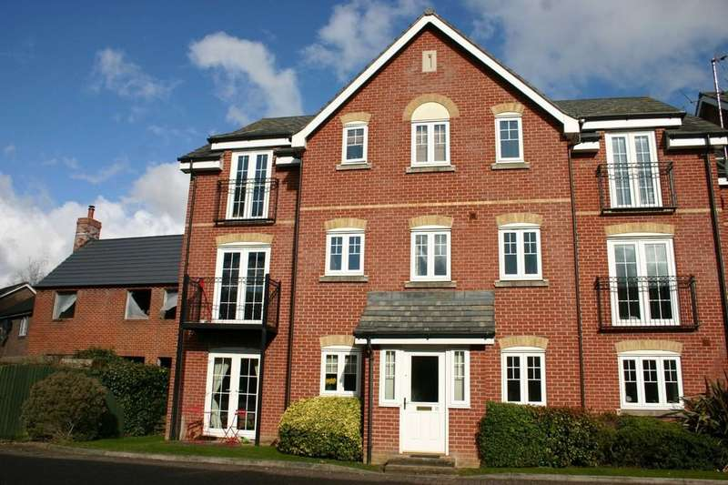 2 Bedrooms Ground Flat for sale in Meadowview, Hungerford