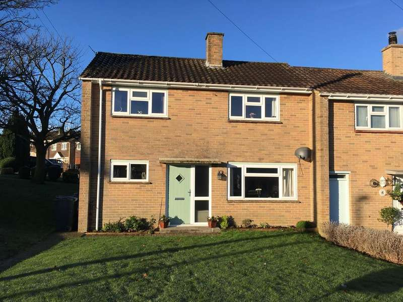 3 Bedrooms End Of Terrace House for sale in BINGHAM ROAD, SALISBURY, WILTSHIRE, SP1 3EB