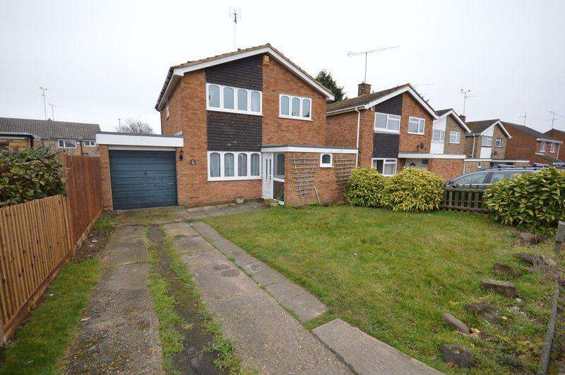 4 Bedrooms Detached House for sale in Needham Road, Luton