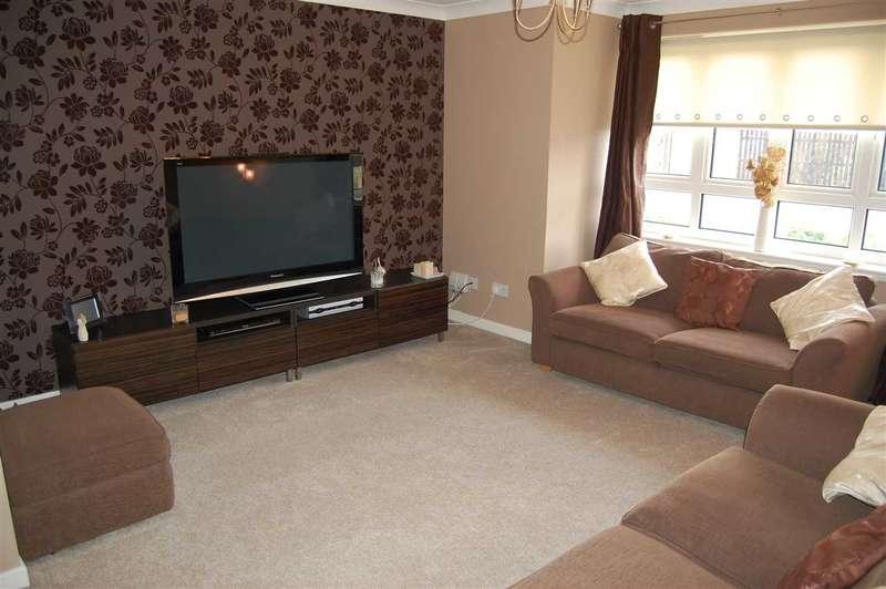 2 Bedrooms Apartment Flat for rent in Scott Place, Bellshill