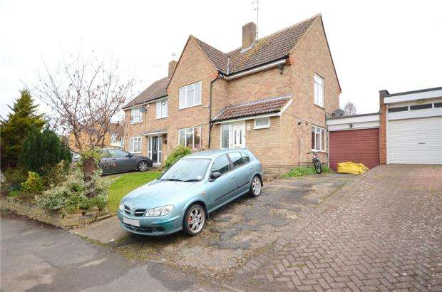 3 Bedrooms Semi Detached House for sale in Lakeside, Earley, Reading
