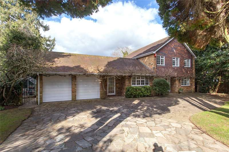4 Bedrooms Detached House for sale in Station Road, Shiplake, Oxfordshire, RG9