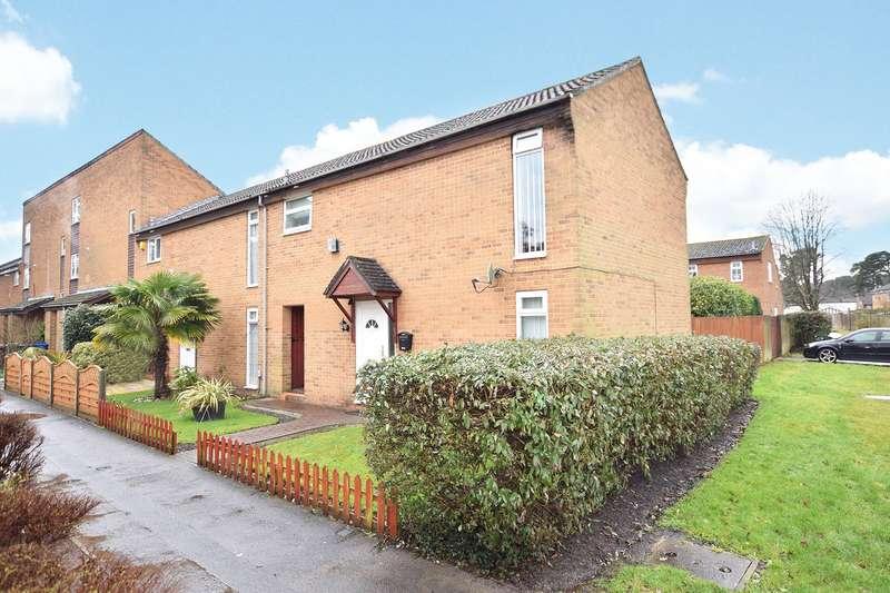 3 Bedrooms Terraced House for sale in Nettlecombe, Bracknell, Berkshire, RG12