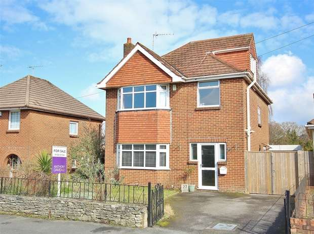 4 Bedrooms Detached House for sale in Dale Road, Oakdale, POOLE, Dorset