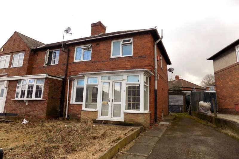 2 Bedrooms Property for sale in Northleigh Road, Ward End, Birmingham, B8