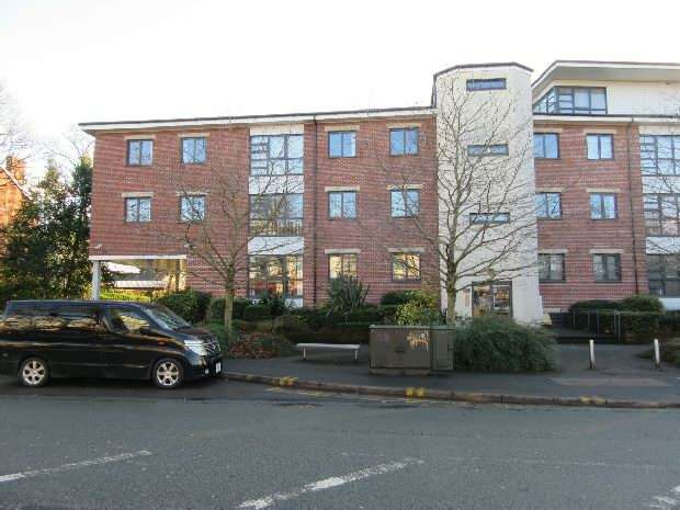 2 Bedrooms Flat for sale in Regents Court, 1a, Woodside Road, Whalley Range, Manchester