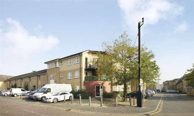 2 Bedrooms Flat for sale in Exeter Road, Walthamstow, London