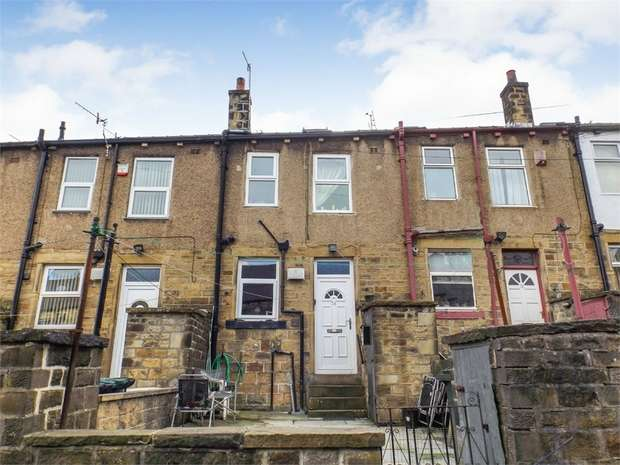 3 Bedrooms Terraced House for sale in Mannville Walk, Keighley, West Yorkshire