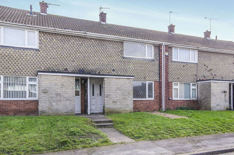 2 Bedrooms Terraced House for sale in Shelley Drive, Knottingley, WF11