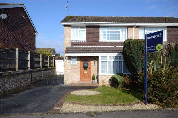 3 Bedrooms Semi Detached House for sale in Shifford Crescent, Maidenhead, Berkshire