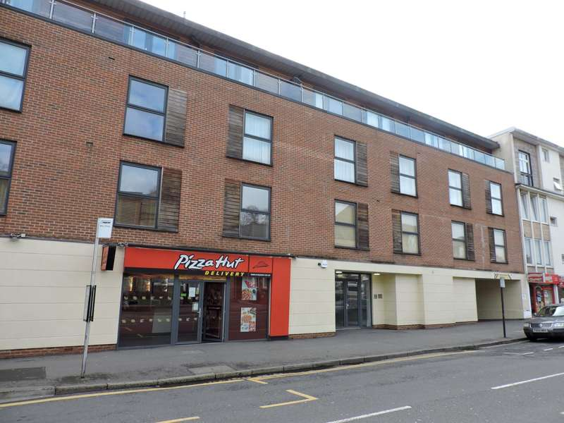 4 Bedrooms Flat for rent in Castle Street, High Wycombe