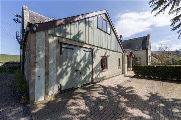 4 Bedrooms Detached House for sale in The Stables House, Whitelee, Galashiels