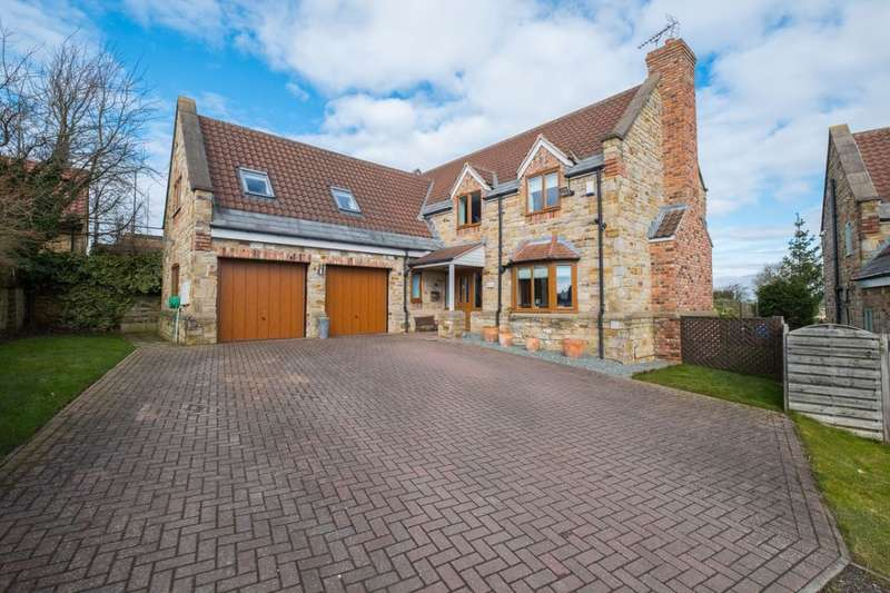 5 Bedrooms Detached House for sale in High Street, Laughton, Sheffield, S25