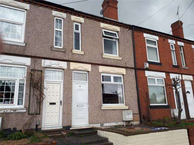 3 Bedrooms Terraced House for sale in Woodway Lane, Coventry, West Midlands