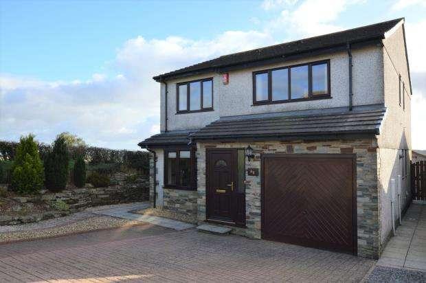 4 Bedrooms Detached House for sale in Trelawny Road, Menheniot, Liskeard, Cornwall