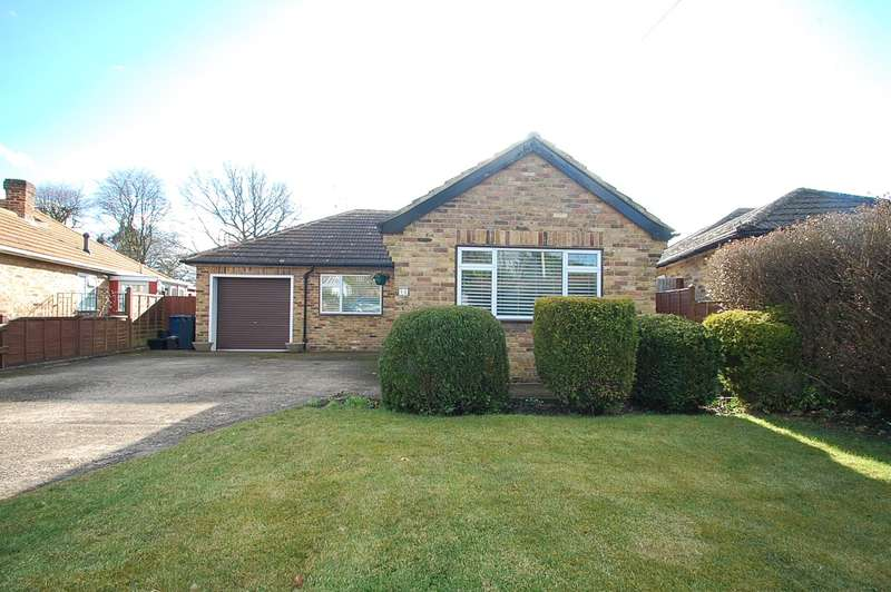 3 Bedrooms Detached Bungalow for sale in Peterhill Close, Chalfont St Peter, SL9