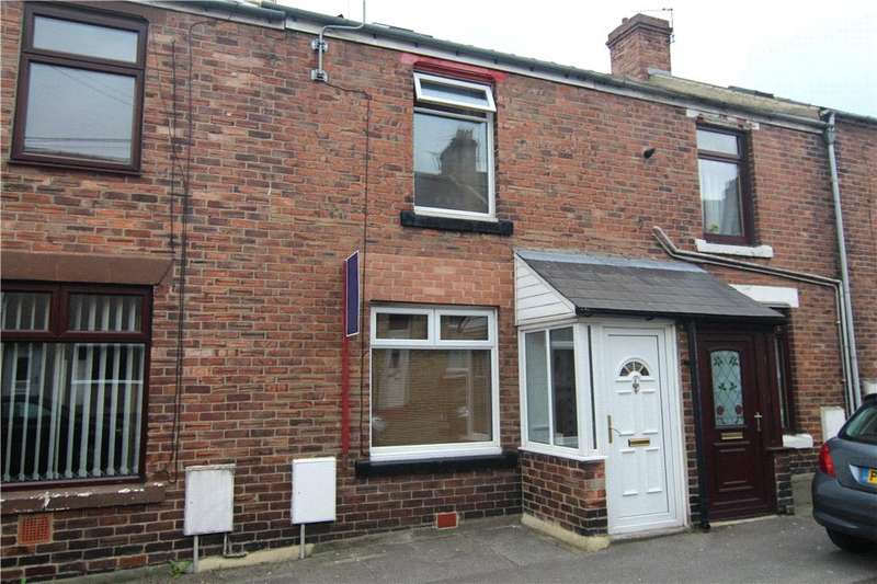 3 Bedrooms Terraced House for sale in Cooks Cottages, Ushaw Moor, Durham, DH7