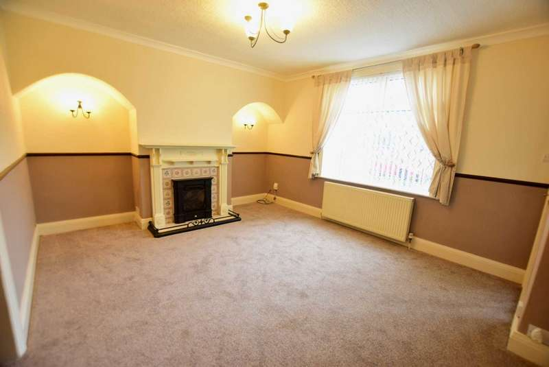 3 Bedrooms Terraced House for sale in Marquis Street, Kirkham