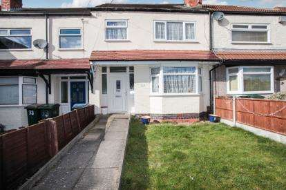 3 Bedrooms Terraced House for sale in Rookery Lane, Holbrooks, Coventry, West Midlands