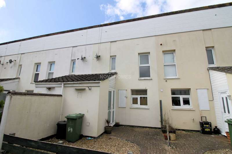 3 Bedrooms Terraced House for sale in Cunningham Road, Tamerton Foliot, PL5 4PS