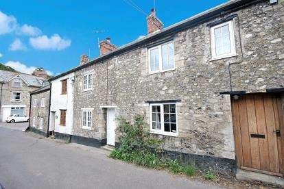 1 Bedroom Terraced House for sale in Branscombe, Seaton, Devon